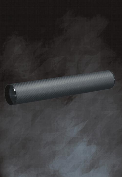 ar 15 full float handguard ultra lite carbon fiber cooltubz